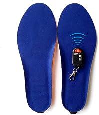 DZX Beheizte Einlegesohle/Wärmeeinlage Fußwärmer, Unisex Winter Indoor Und Outdoor-Aktivitäten