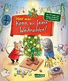 Komm, wir feiern Weihnachten: Mit 14 Weihnachtsliedern und stimmungsvollen Geräuschen (Hör mal)