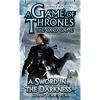 A GAME OF THRONES: THE CARD GAME: A SWORD IN THE DARKNESS CHAPTER PACK By Martin, George R. R. (Author) Other on 20-Apr-2010