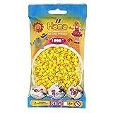 HAMA 207-03 - Perlen gelb, 1000 Stück -