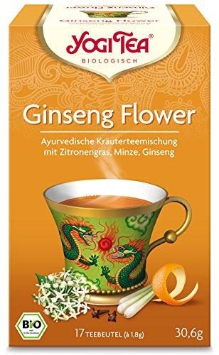 Yogi BIO Tee Tao Ginseng, 17 Beutel, 30,6 g
