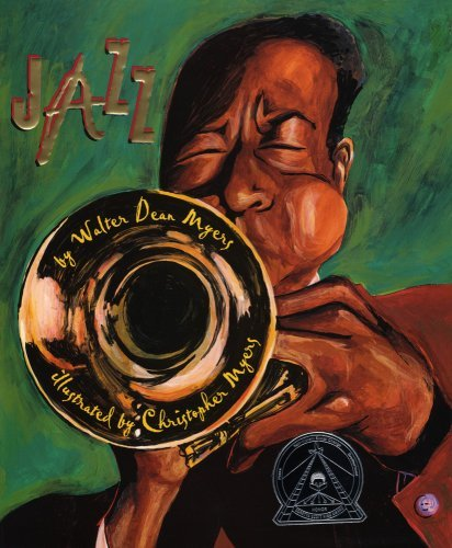 Jazz by Walter Dean Myers (2008-08-01)