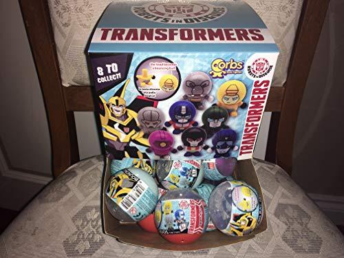 Toy Box TRABBHC108 Transformers Kugeln, Mehrfarbig (Hummel-figuren Sammlerstücke)