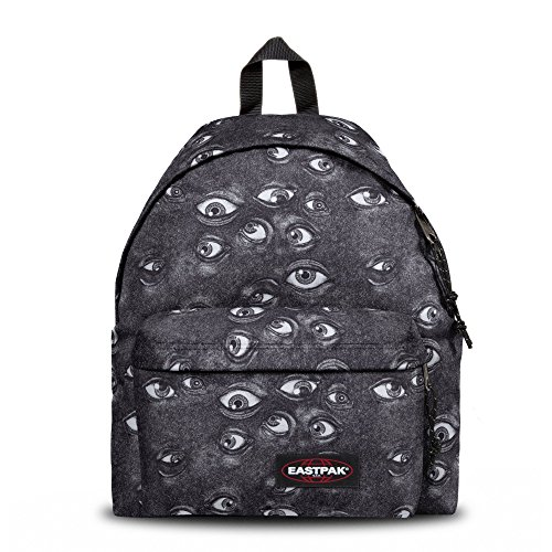 Eastpak Padded Pak'R Sac Scolaire, 42 cm, Dark Eyes