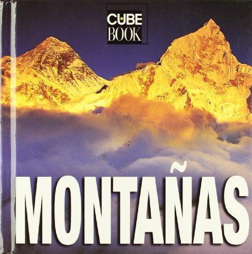 Montañas (CUBE BOOK) -