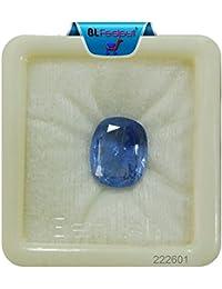 Fedput 8.25 Ratti, 7.52 Carat Blue NEELAM STONE (SUGGESTED) Gemstone