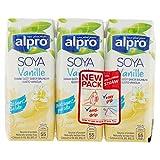 Alpro Soia Vaniglia - 750 ml