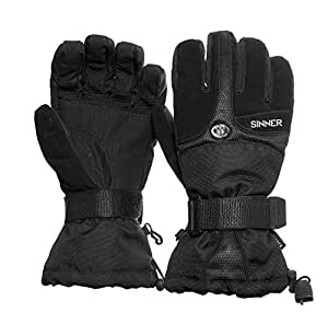 Sinner Men's Everest Glove - Black, Small