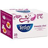 Tetley Flavour Tea, Masala, 25 Tea Bags