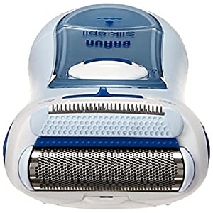 Braun Silk-épil LS5160WD Lady Shaver - Wet & Dry Cordless Electric Hair Removal Razor and Bikini Trimmer for Women