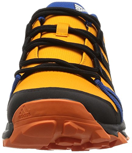 adidas Rocker, Chaussures de Trail Homme, Orange Core Black Naranja / Negro / Blanco (Naranj / Negbas / Blatiz)