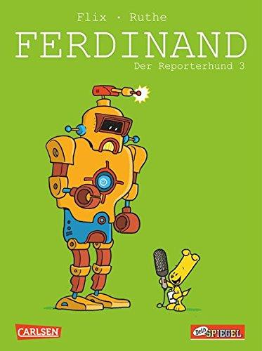 Cover des Mediums: Ferdinand - Der Reporterhund 3