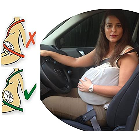 Cintura di sicurezza in gravidanza ● Cuscino