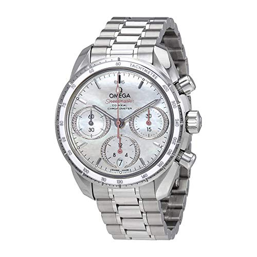 Omega Speedmaster Chronograph Automatic Mens Watch 324.30.38.50.55.001