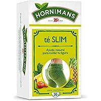 Hornimans Me Funciona Bolsitas de Té Verde, Guaraná y Pina - 30 g