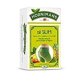 Hornimans Té Slim- Té Verde, Guaraná y Pina -...