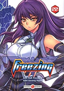 Freezing Edition simple Tome 22