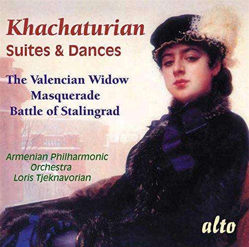 Khachaturian: Suites & Dances - The Valencian Widow, Masquerade, Battle Of Stalingrad