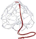 Pro Touch 1-Ball Balltragenetz, Weiß, One Size