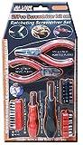 shopper52 25pcs Multipurpose Screwdriver Socket Set and Bit Combination Wrench Tool Kit Magnetic Toolkit for Home, Car, Bike Screwdriver Bit Set - 25PCTK