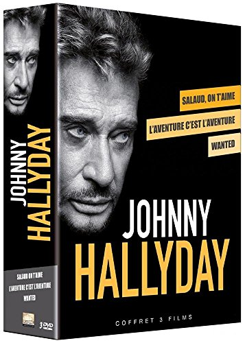 Bild von Johnny Hallyday, un acteur de légende: Wanted + L'aventure c'est l'aventure + Salaud on t'aime