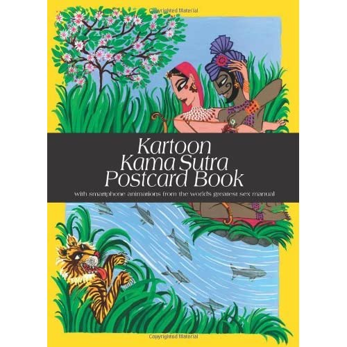 Kartoon Kama Sutra Postcard Book by Elise Collet-Soravito(2013-04-30)