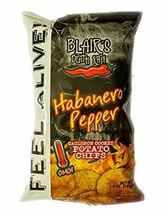 Blair's Death Rain Habanero Pepper
