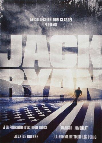 Jack Ryan - Coffret 4 films