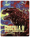 Godzilla II: King of the Monsters 4K UHD + 2D Steelbook [Blu-ray] [Limited Edition]