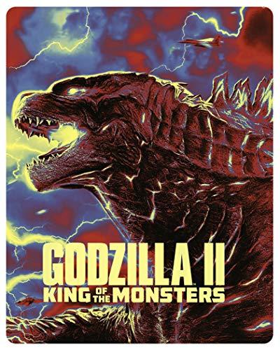 Godzilla II: King of the Monsters 4K UHD + 2D Steelbook [Blu-ray] [Limited Edition]