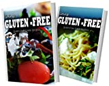 Gluten-Free Greek Recipes and Gluten-Free Italian Recipes: 2 Book Combo (Going Gluten-Free) (English Edition)