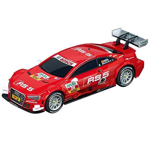Carrera Digital 143 - Coche de Juguete Audi A5 DTM M.Molina, No.20, Escala 1:43 (20041386)