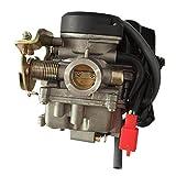 FLAMEER 19mm Vergaser Carb Für GY6 50ccm 60ccm 80ccm Roller ATV Dirt Bike Moped