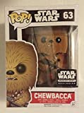 Funko POP! Star Wars Flocked Chewbacca Smuggler's Bounty Exclusive #63 by POP!
