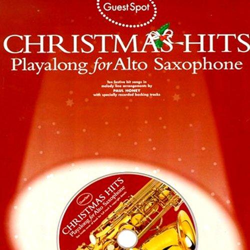 Playalong for Alto Saxophone: Christmas Hits