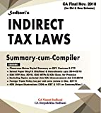 Sodhanis Indirect Tax Summary for CA Final Nov. 18 (Old & New Scheme)