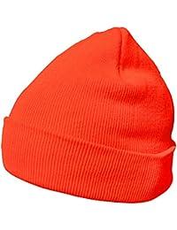 1e431029506 Amazon.co.uk  Orange - Skullies   Beanies   Hats   Caps  Clothing