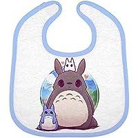 Bavoir Bleu Totoro Chibi et Kawaii - Kanto Factory - d94252d4c51