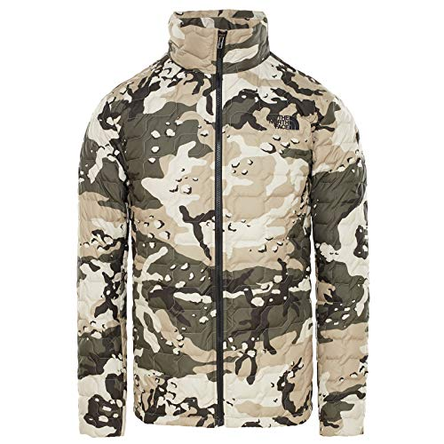 THE NORTH FACE Thermoball Jacket Men Peyote beige woodchip camo Print Größe XXL 2019 Funktionsjacke (The North Face Thermoball Xxl)