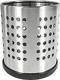 Posate in acciaio INOX supporto scolapiatti H14CM & # X2300; 12cm, alta qualità elegante comodo
