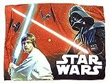 Star Wars SW92290 Tischset für Kinder, Handtuch, polyester, mehrfarbig, Darth Vader