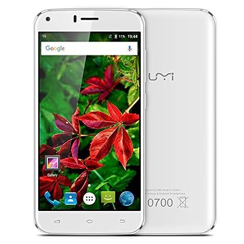 UMIDIGI Diamond Smartphone Handy ohne Vertrag 5.0