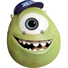 Monsters University - Mike - Card Face Mask - Licensed Product [Toy]