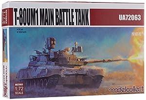 Modelcollect ua72063-Maqueta de T de 80um1Main Battle Tank