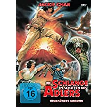 Coverbild: Jackie Chan - Schlange im Schatten des Adlers -