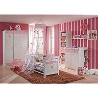 Suchergebnis auf Amazon.de für: babyzimmer mädchen komplett ...