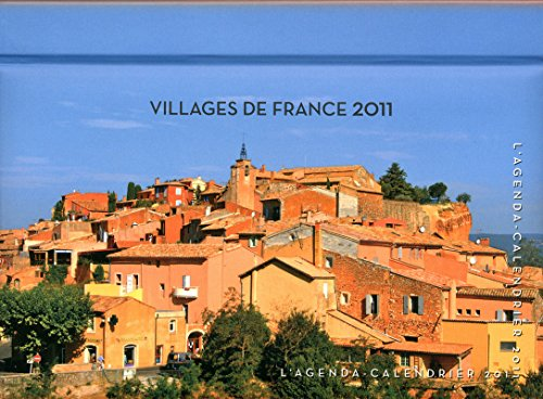 AGENDA CALENDRIER VILLAGES DE FRANCE 2011