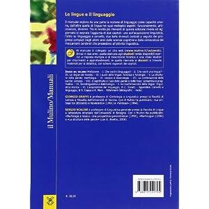 Le lingue e il linguaggio. Introduzione alla lingu