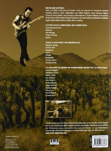 Chitarra country. Il manuale completo. Con CD Audio