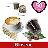 Best Ginsengs - 50 Capsules Cafè au Ginseng Compatibles Nespresso Review